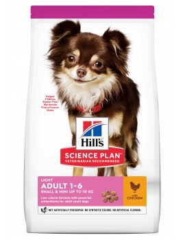 HILLS Canine Adult Light Small & Mini 1,5kg
