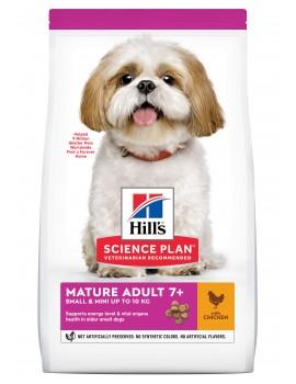 HILLS Canine Mature +7 Small & Mini 1,5Kg
