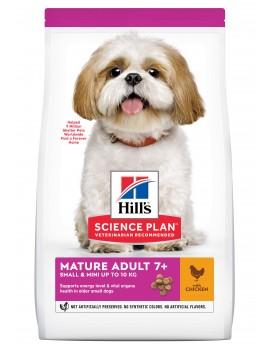 HILLS Canine Mature +7 Small & Mini 3Kg