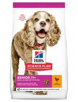 HILLS Canine Senior +11 Small & Mini 1,5Kg
