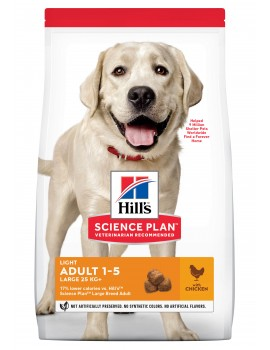 HILLS Canine Adult Light Large 14kg