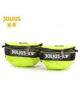 JULIUS Bolsa Universal 2 uds T Mini-4 Neon