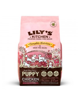 LILY´S KITCHEN Puppy Pollo y Salmón 2,5kg