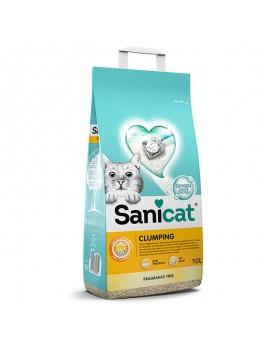 SANICAT Clumping aglomerante 10 litros