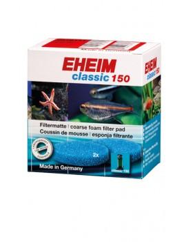 EHEIM Classic 150 Esponja Filtrante Azul 2 uds