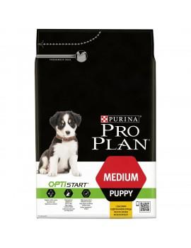 PURINA PRO PLAN Puppy Medium Pollo 3kg