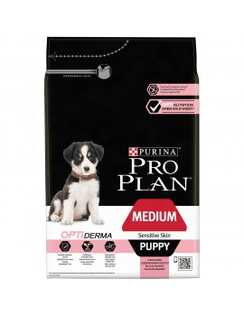 PURINA PRO PLAN Puppy Medium Salmón 3kg