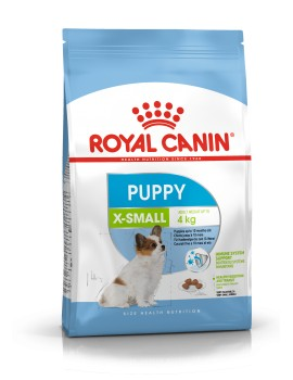 ROYAL CANIN Xsmall Puppy 3Kg