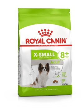ROYAL CANIN Xsmall Adult+8 3Kg