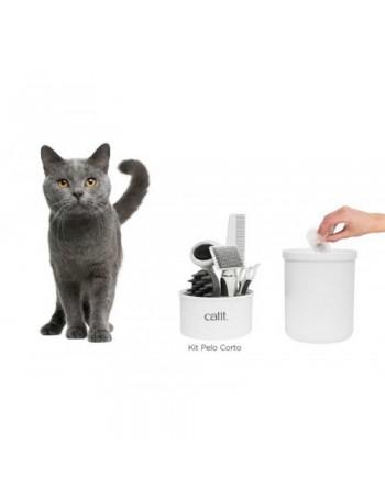 Catit Kit Grooming Pelo Corto