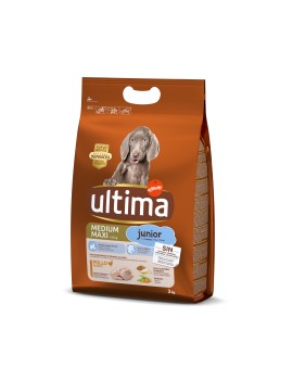 ULTIMA Dog Junior 3kg