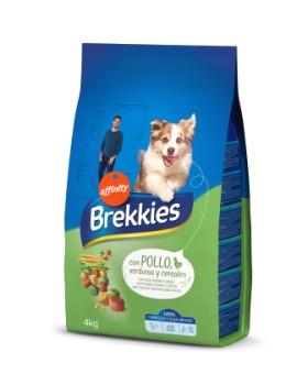 BREKKIES con Pollo, Verduras y Cereales 20Kg