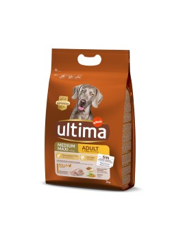 ULTIMA Dog Adulto Pollo 3kg