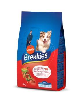 BREKKIES con Buey, Verduras y Cereales 20kg