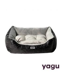YAGU Cuna Dream Silver 80x70x22cm