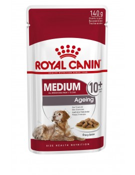 ROYAL CANIN Pouch Medium Ageing 140g
