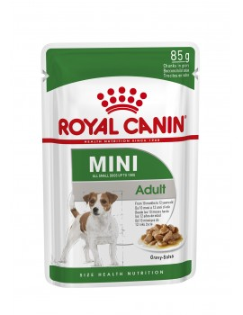 ROYAL CANIN Pouch Mini Adult 85g