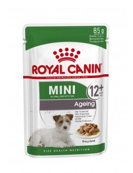 ROYAL CANIN Pouch Mini Ageing 85g