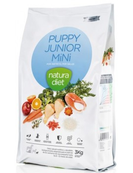 NATURA DIET Puppy Junior Mini 500g