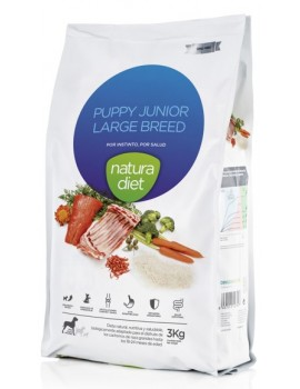 NATURA DIET Puppy Junior Large Breed 3kg