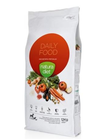 NATURA DIET Daily Food Pienso Perro Adulto 12 Kg Razas Medianas con Pollo