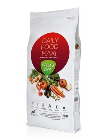 NATURA DIET Daily Food Maxi Pienso Perro 12 Kg Razas Grandes Pollo