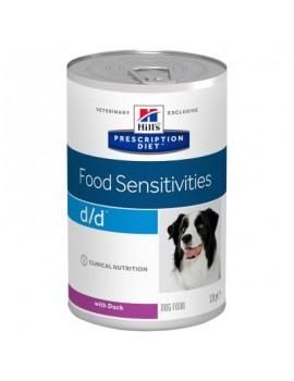 HILLS Canine d/d Pato 370 g