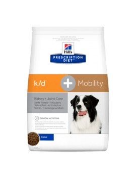 HILLS Canine k/d + Mobility 5kg