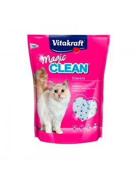 VITAKRAFT Magic Clean Perlas Sílice 16,8 litros