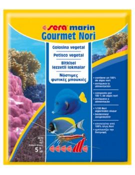 SERA Marin Gourmet Nori Golosina para Comedores de Algas 5 Gr