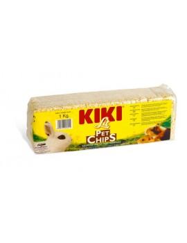 KIKI Lecho de Viruta para Roedores 1kg