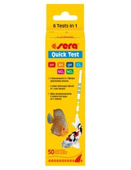 SERA Quick Test 50 unidades
