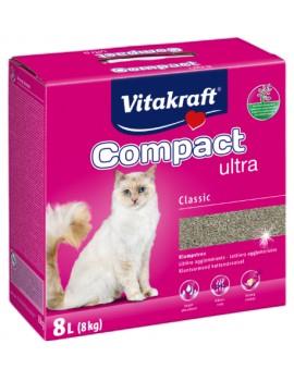 VITAKRAFT Arena Aglomerante Compact Ultra 8kg