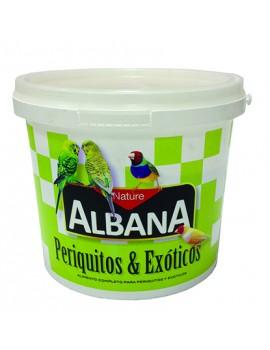 ALBANA Periquitos y Exóticos 5,5 litros