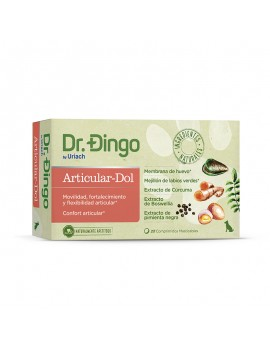 DR. DINGO Articular-Dol 20 comprimidos Confort Articular