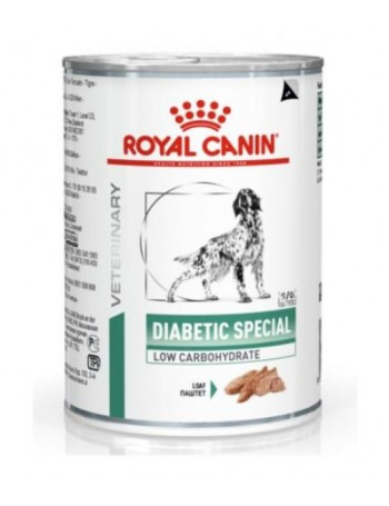 ROYAL CANIN Canine Diabetic Low Carbohydrate 400g