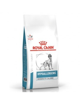 ROYAL CANIN Canine Hypoallegenic Moderate Calorie 7Kg