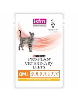 PURINA Pro Plan Veterinary Diets Feline OM Obesity 85g