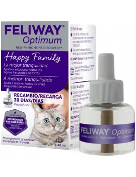 FELIWAY Optimum Recambio 48 ml