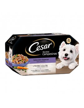 Cesar MultiPack Recetas Campesinas 8x150g