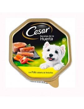 CÉSAR Receta de la Huerta Pollo 150 g