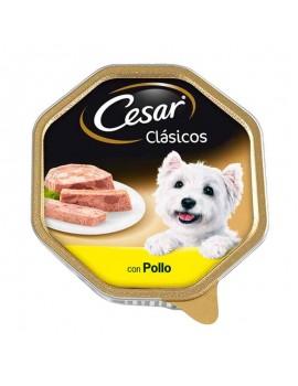 CESAR Tarrina Clásicos Paté Pollo 150g