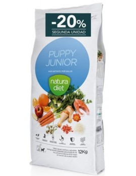 NATURA DIET PUPPY & JUNIOR 12 KG