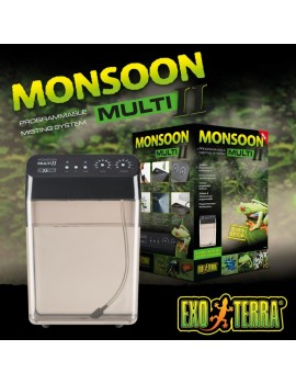 EXO TERRA Monsoon Multi 8 Litros