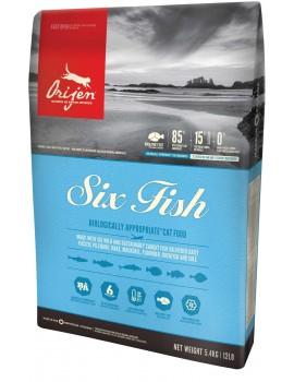 ORIJEN Cat Six Fish 5,4kg