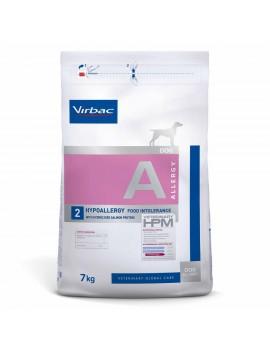 VIRBAC  Veterinary HPM Allergy - A2 Hypoallergy para perros