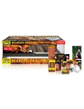 EXOTERRA Kit de Iniciacion Terrario para Pogona o Dragon Barbudo