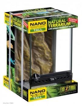 EXO TERRA TERRARIO NANO Tall 20X20X30 CM