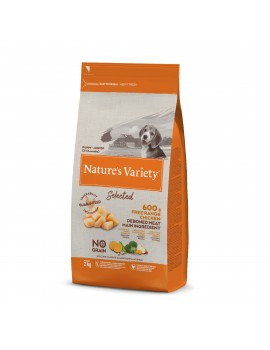 NATURE´S VARIETY Selected Junior Pollo Campero 2Kg