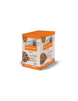 NATURE´S VARIETY Original No Grain Paté Medium /Maxi Multipack 4x300g